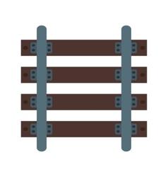 Rails vector image