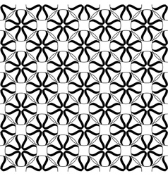 Flower seamless pattern 8 vector image vector image