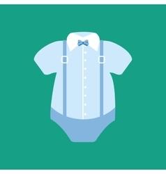 baboy bodysuit vector image