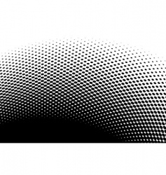 halftone abstract vector image