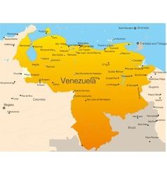 Venezuela vector