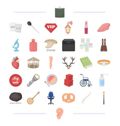 Medicine food education and other web icon in vector
