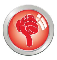 icon button vector image vector image
