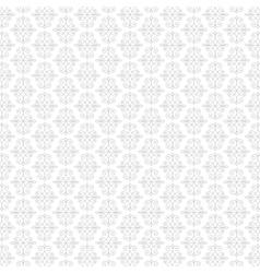 Vintage Ornament Pattern Design Flourishes vector image