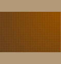 Modern brown backgrounds 3d colorful overlap vector