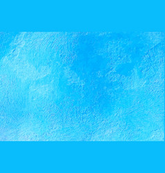 blue painted background vector image