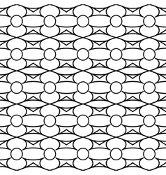 Lace seamless pattern 2 vector