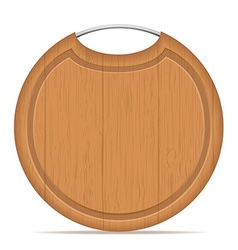 Cutting board 08 vector