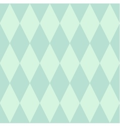 Tile pattern or mint green wallpaper background vector