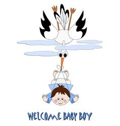 Welcome baboy vector