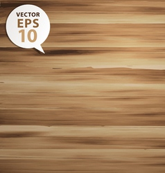 Wood texture for your background vector