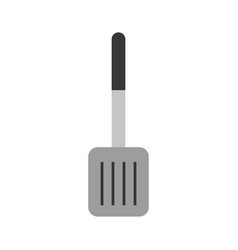 spatula cutlery isolated icon vector image