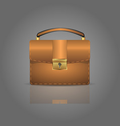 icons luggage flat style suitcases and backpacks vector image vector image