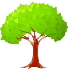 Polygonal tree vector