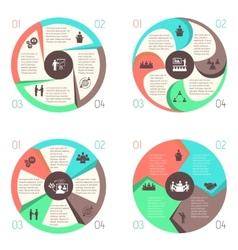 Meet people online infographic pictograms set vector