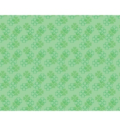 pattern for St Patricks Day vector image vector image