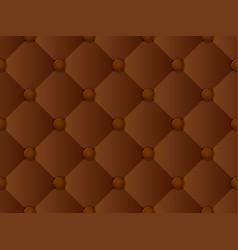 upholstery pattern black vector image