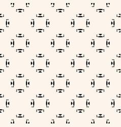 abstract monochrome minimalist seamless pattern vector image