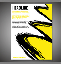 Grunge tire poster vector