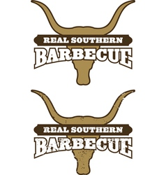 Barbecue Design Element vector
