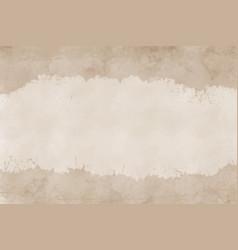 beige brown cardboard paper textured background vector image