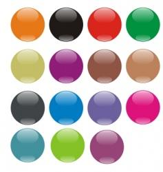 Buttonball vector