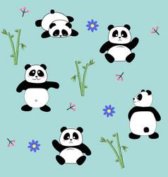 Pandas pattern vector