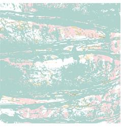 vintage tropical worn pattern vector image