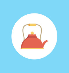 kettle icon sign symbol vector image