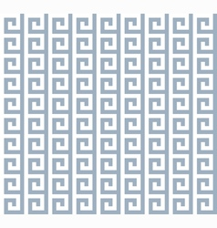 Seamless greece pattern vector image