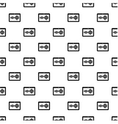 tablet pattern seamless vector image