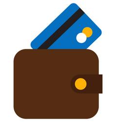 web nd ready money payment symbol cash vector image