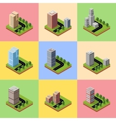 A set of isometric vector