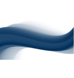 Abstract fluid pink wave wavy design element vector