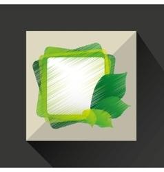 Nature leaf green ecology botany vector