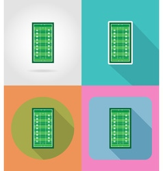 Sport flat icons 50 vector