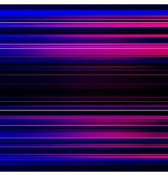 Abstract striped blue and purple background vector image