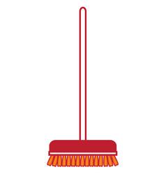 broom icon image vector image