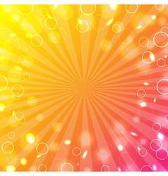 Colorful Design Template vector image