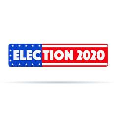 Symbol usa election 2020 vector