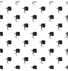 Wiper pattern seamless vector