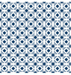 Computer chip flat seamless pattern vector