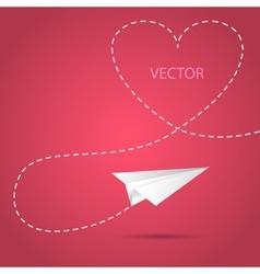 HeartBackground vector