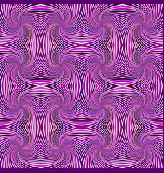 Purple seamless abstract psychedelic spiral ray vector