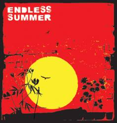 endless summer vector image