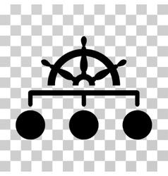 Rule Icon vector image