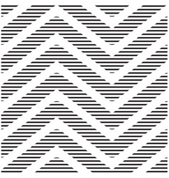 geometric chevrons art pattern background i vector image