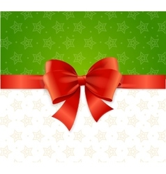Christmass Background Present vector image