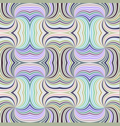 colorful seamless psychedelic abstract swirl vector image