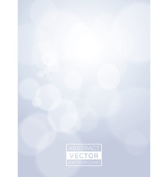 Minimal futuristic abstract Bright Background vector image